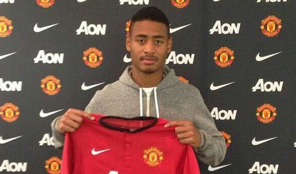 Saidy Janko joins United from FC Zurich