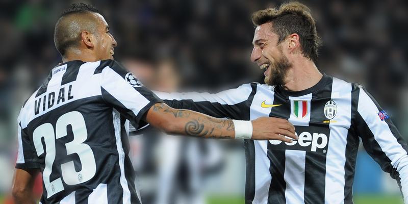 Vidal: I will definitely stay in Turin