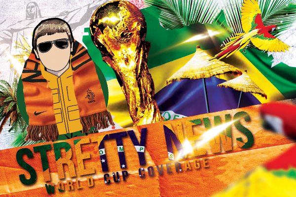 Stretty News World Cup