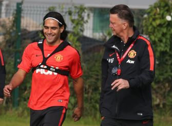 Falcao and LvG