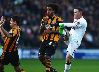 Wayne Rooney vs Hull City