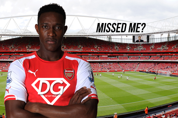 Welbeck is Back