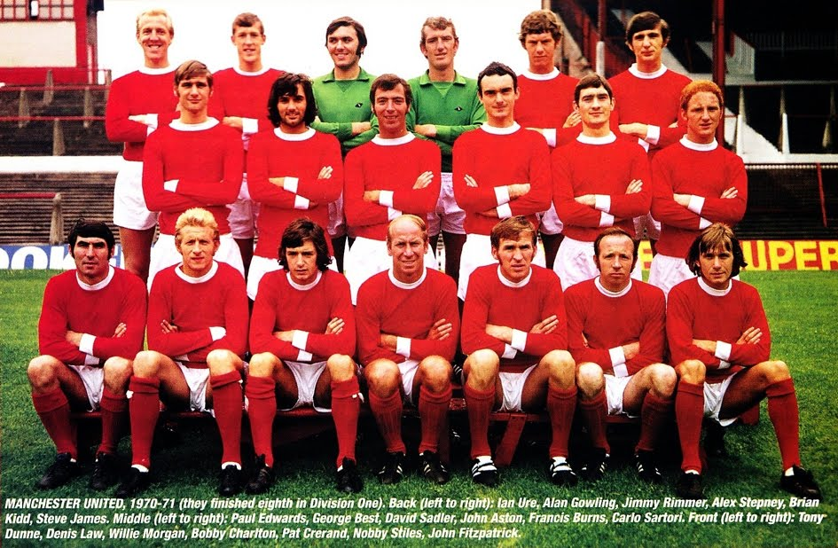 Manchester United season review: 1970-71