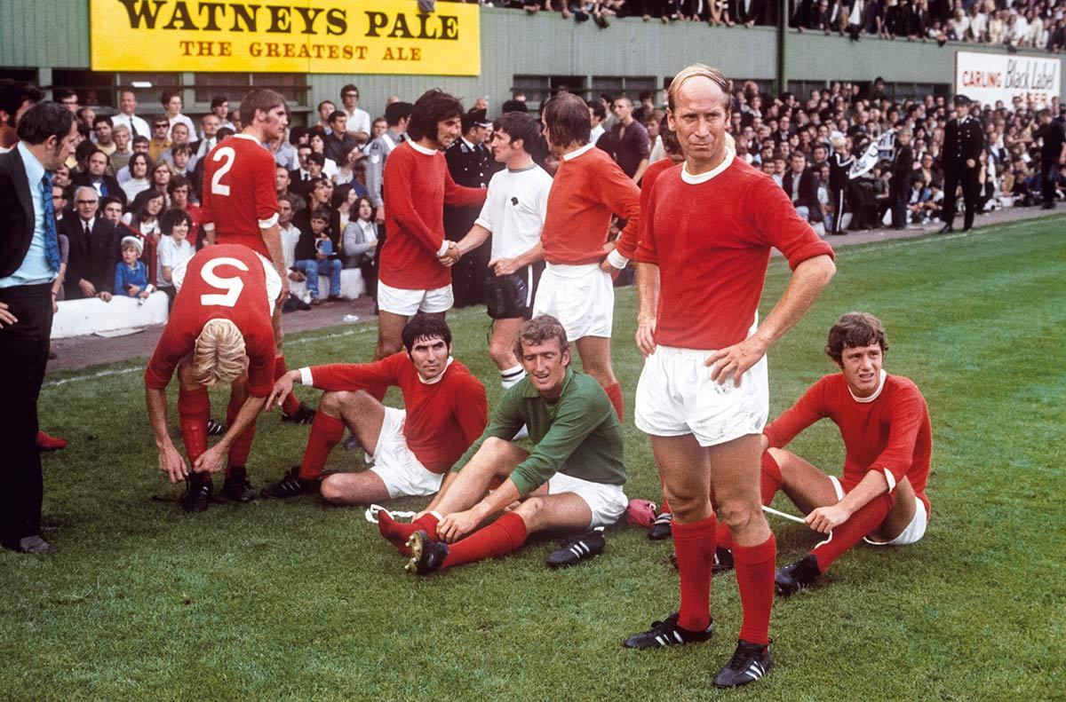 12 Greats of Christmas: Sir Bobby Charlton