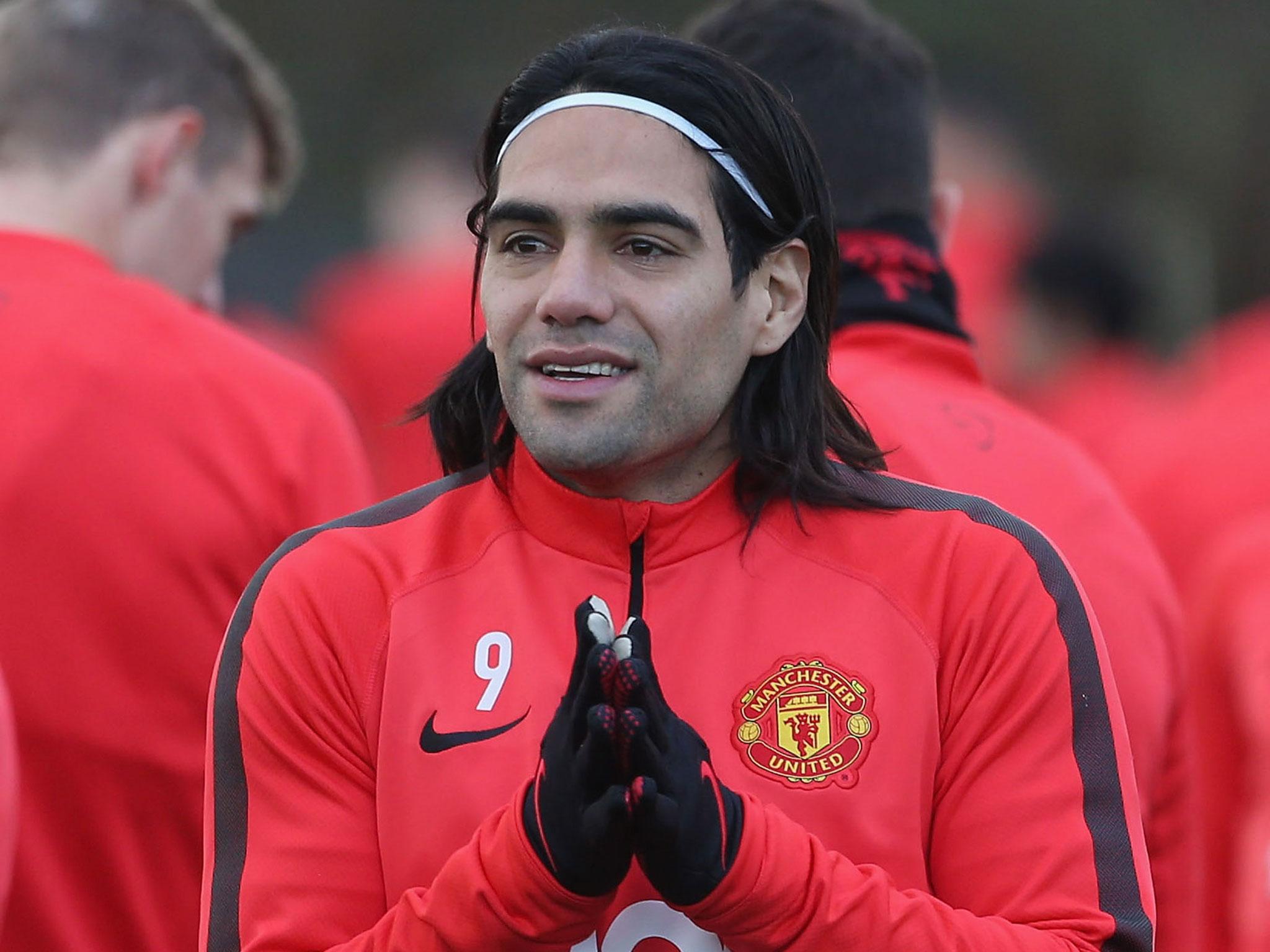 Report: United decide not to sign Radamel Falcao