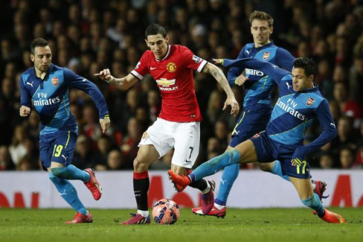 Di Maria was much livelier than in recent games