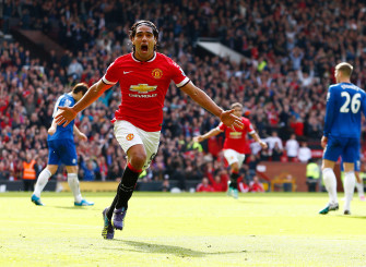 Manchester United v Everton - Barclays Premier League