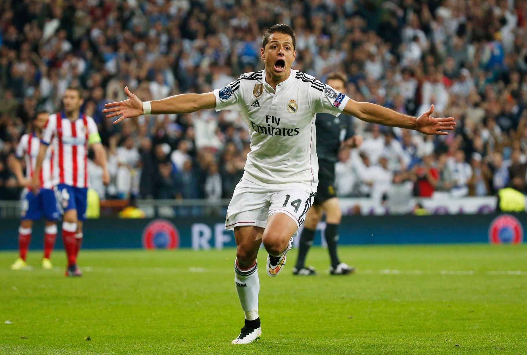 Javier Hernandez wants Real Madrid stay
