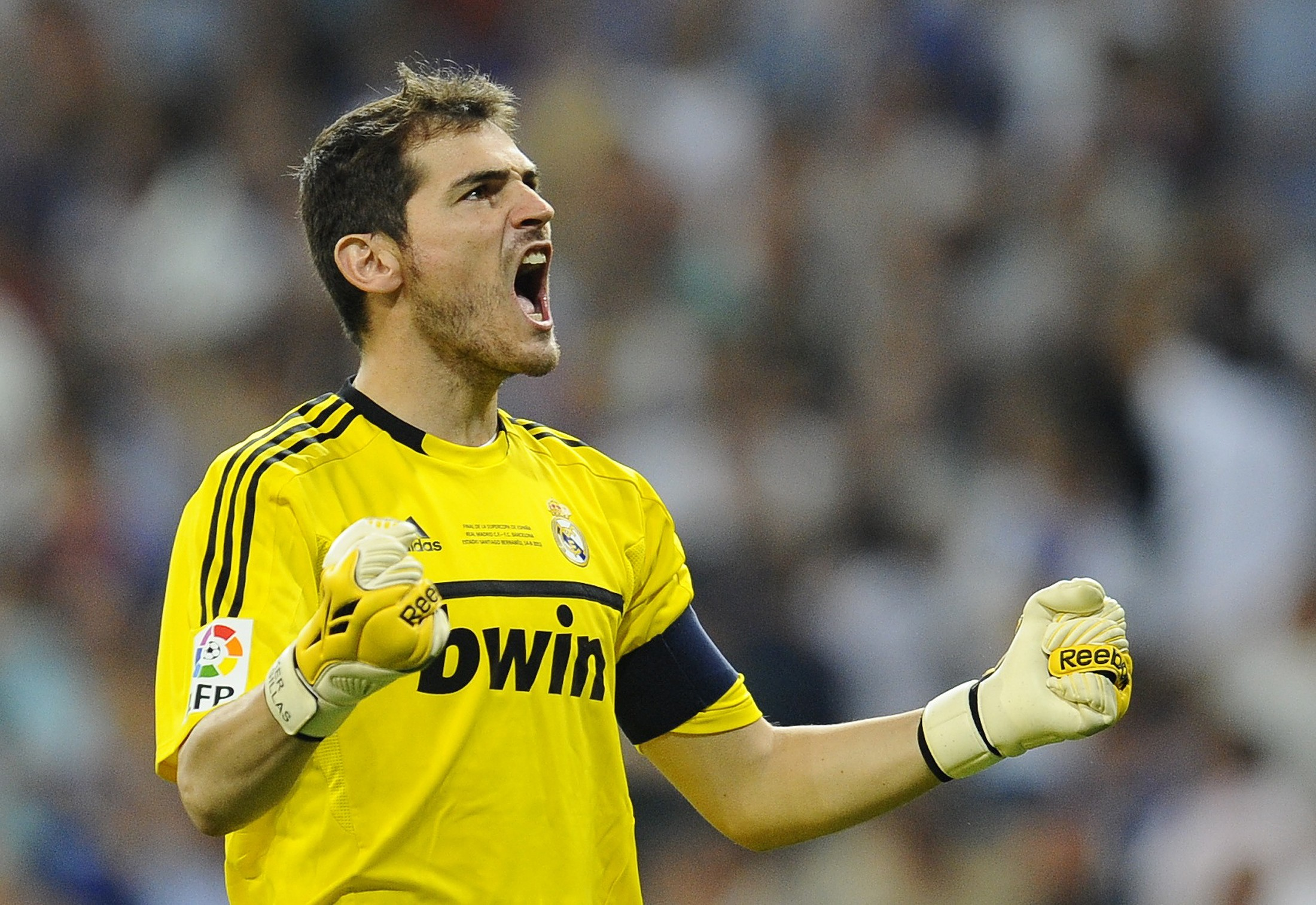 Image result for casillas real madrid