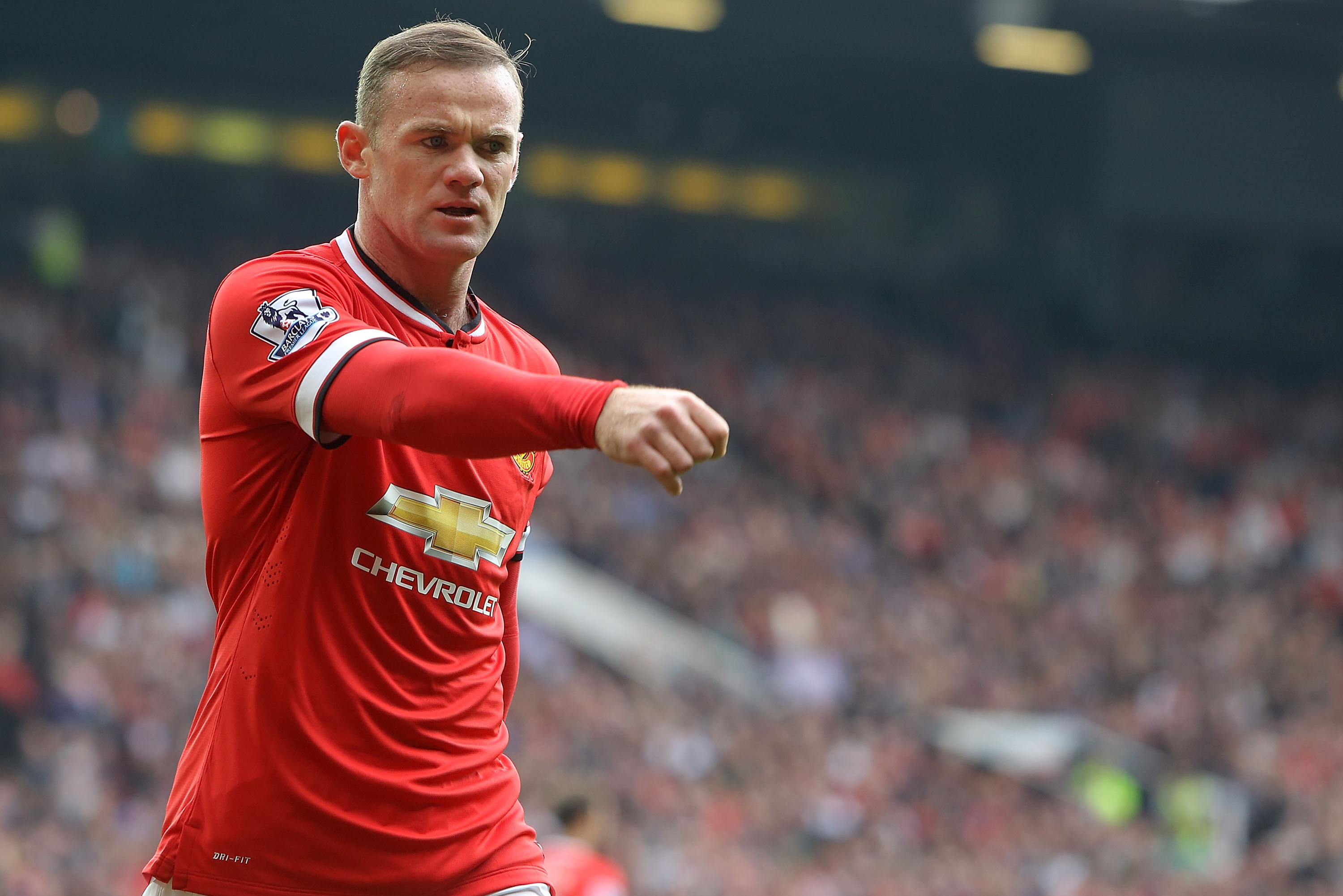 Wayne Rooney 2015 Wayne Rooney confident of beating Sir Bobby Charlton record