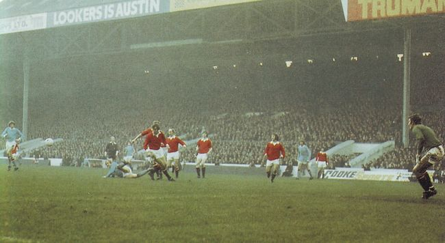Manchester United season review: 1974-75