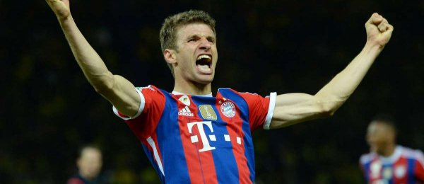 Thomas Muller: An honour to be linked with United