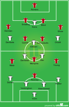 1st half general team shapes