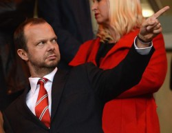 Ed Woodward is to Man United what Frank Sinatra Jr was to music.