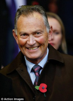 His salary may be a tenth of NFL Commissioner Roger Goodells, but everyday is still payday for Richard Scudamore.