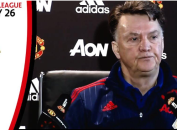 Lvg's face after Sunderland defeat says it all