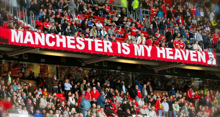Manchester is my heaven