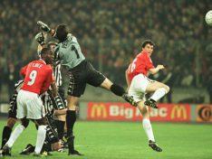 Throwback Thursday: Juventus v Manchester United April 21, 1999