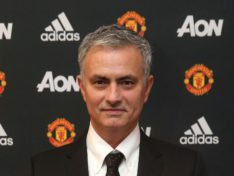 And how was your morning? Too much information regarding Man United's confirming José Mourinho as manager