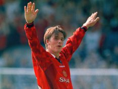 VIDEO: On this day 20 years ago, Beckham's half-way line goal