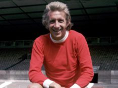 Denis Law – The Original King of Old Trafford
