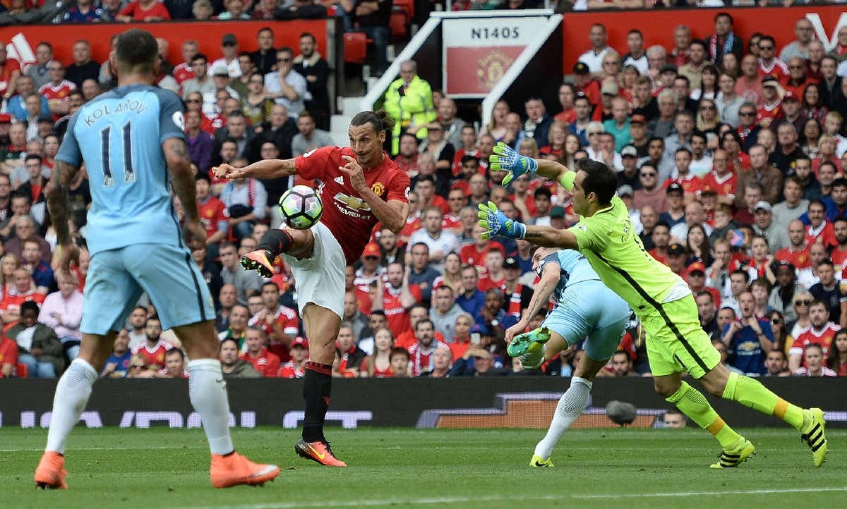 Was the Manchester Derby a sign of the apocalypse? Not so much