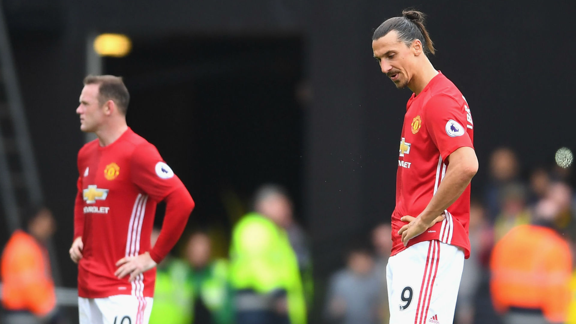 Wayne Rooney can learn from Ibra's more direct approach