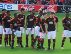 The kids are alright: It's important José make use of United's talented youth players