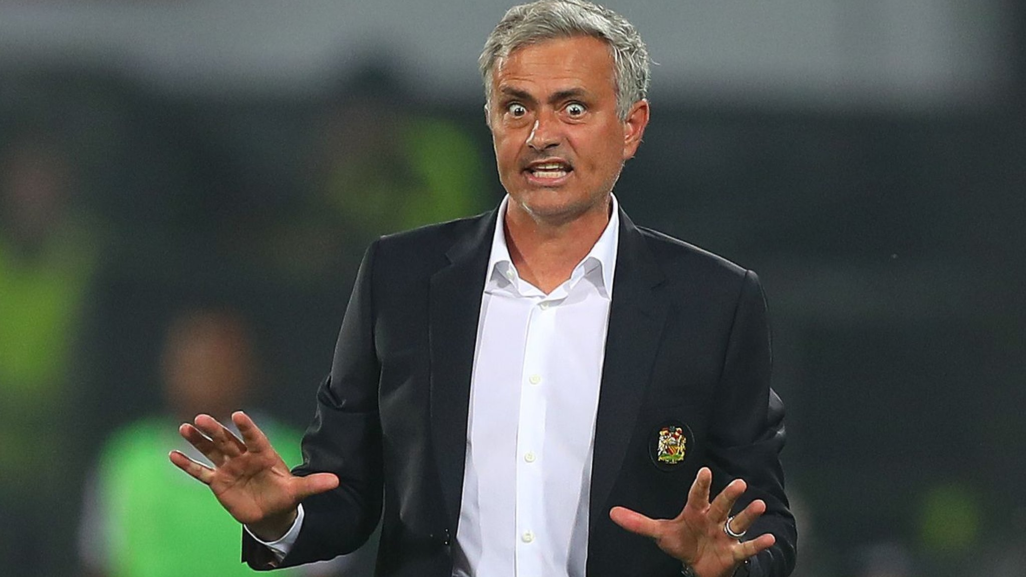 Even mourinho doesn't think this should be Mourinho's United