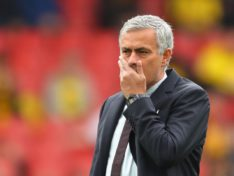 Why is José Mourinho suddenly looking like Louis van Gaal?