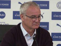 Claudio Ranieri's Foxes hounded again