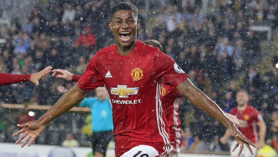 Marcus Rashford – Itching for Rash in the middle