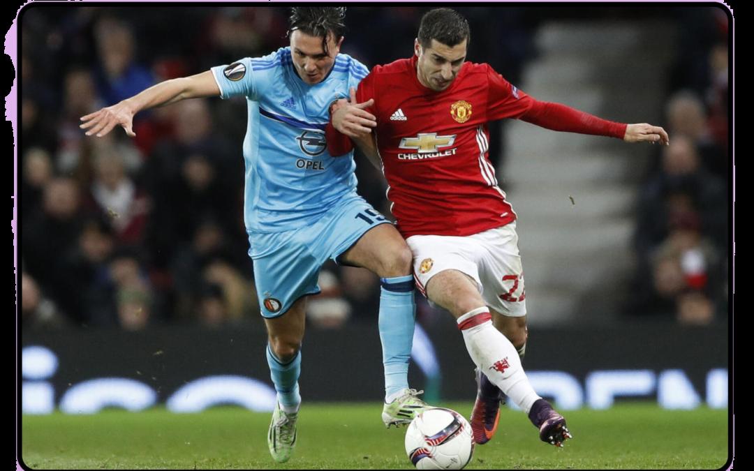 Let off the leash, Henrikh Mkhitaryan makes Old Trafford his yard