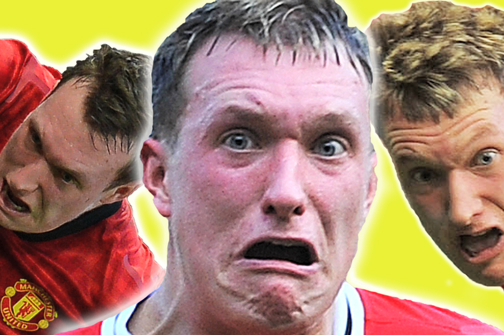Phil Jones is shocked at Owen Hargreaves limited math skills
