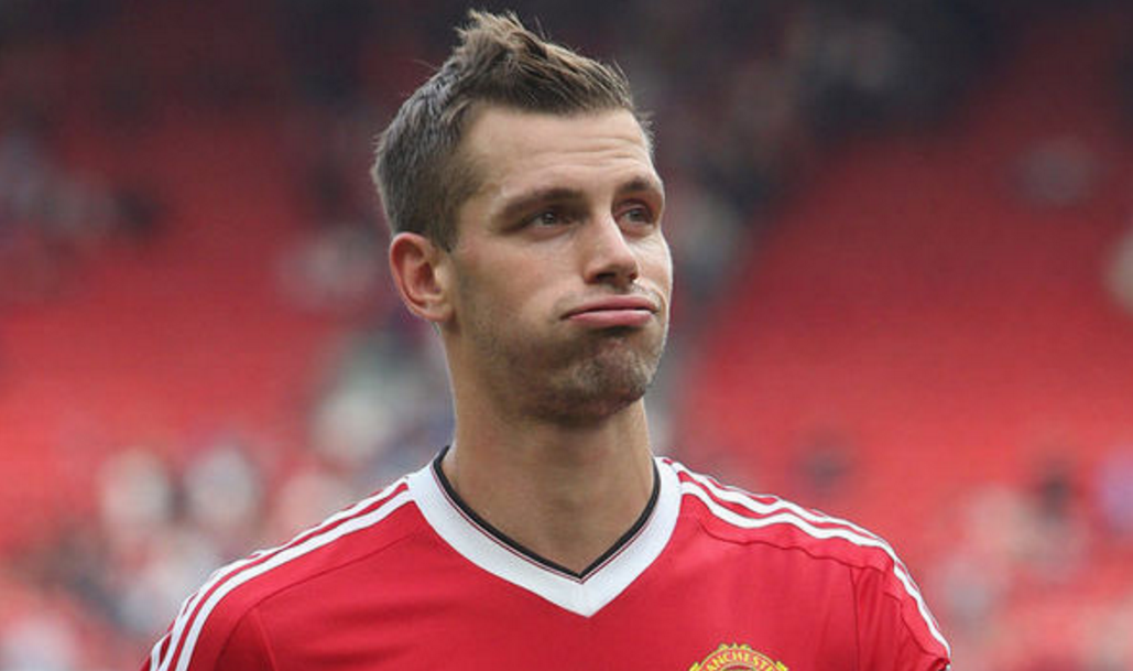 Morgan Schneiderlin didn't make the trip to The Hawthorns with Man United.