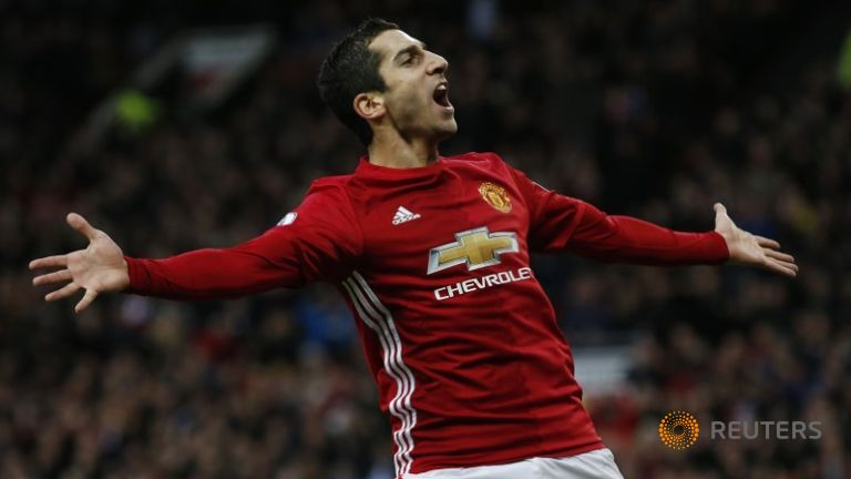 Talking points from Manchester United v Tottenham, including Mkhitaryan
