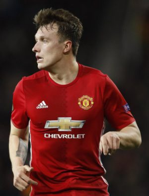 If Phil Jones is your best player, you are in trouble