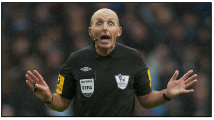 Mike Dean had nothing to do with Wayne Rooneys scoring record.
