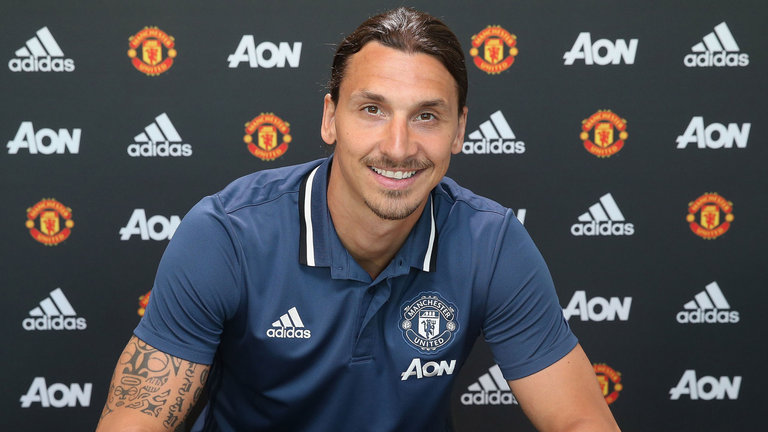 Aren't you fed up of Zlatan Ibrahimovic being washed up too?