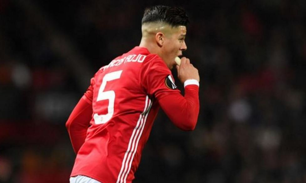 Expect to see Marcos Rojo do a public service announcement touting the banana as a healthy in-game snack.