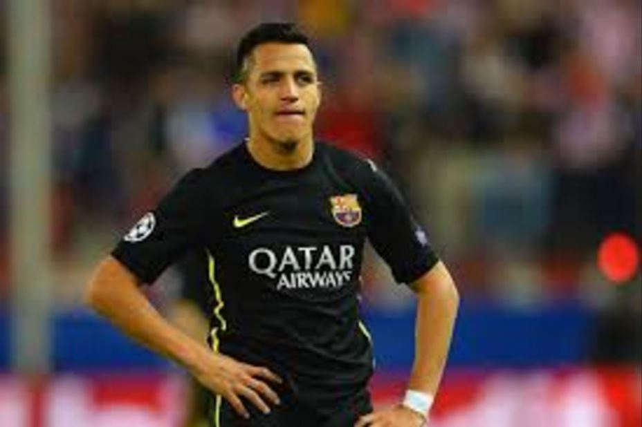 Barcelona wasn't large enough for Alexis Sanchez to share with Lionel Messi.