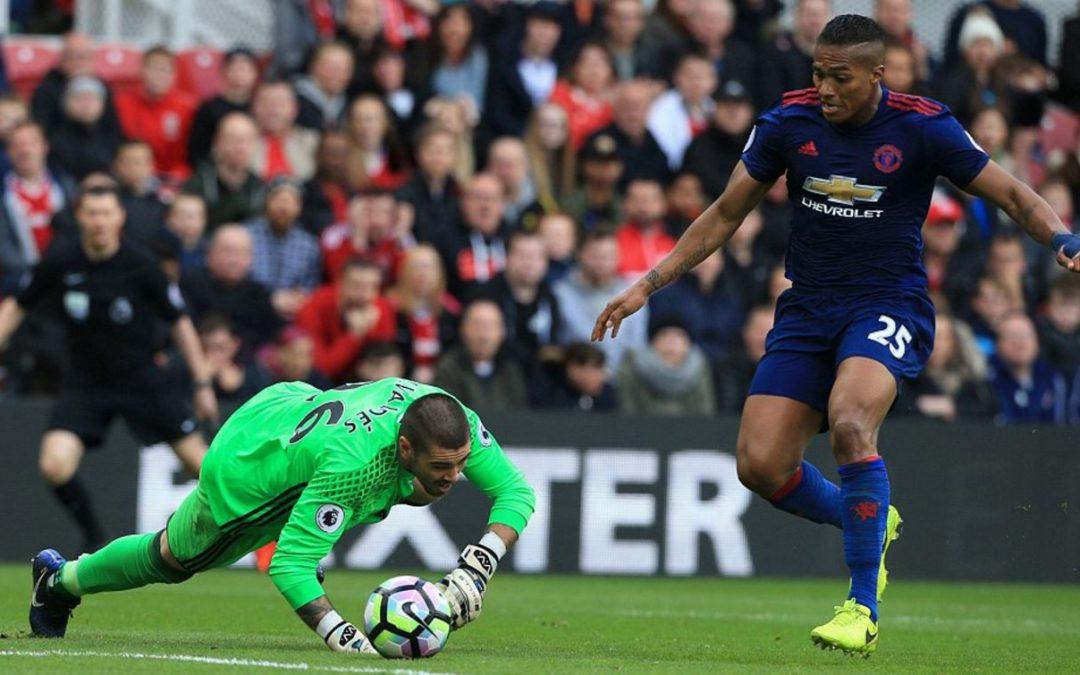 Man United deflate Boro's survival hopes