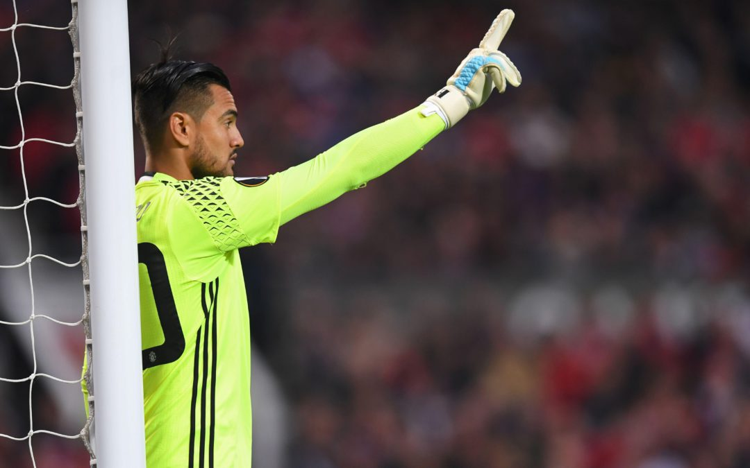 Sergio Romero will start Europa League final ahead of David De Gea, confirms José Mourinho