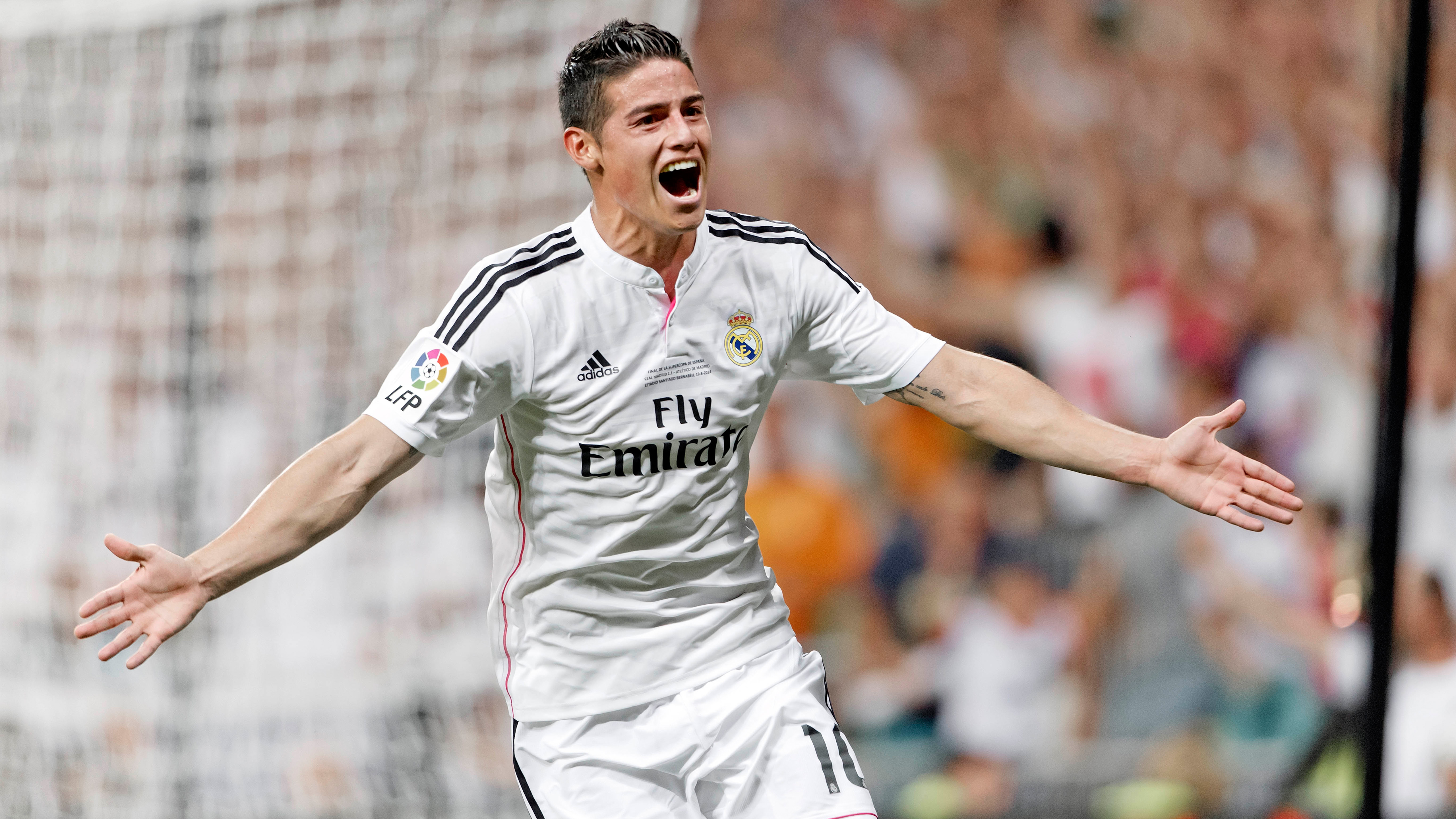 af4a1f10556 Report: United favourites to sign James Rodríguez from Real Madrid