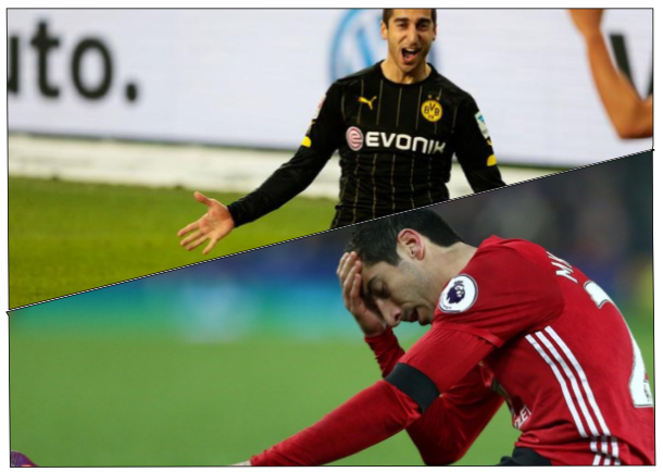 As United ruthlessly wears down opponents, then scores at will, it's easy to praise the finishers while forgetting the primary source: Henrikh Mkhitaryan.