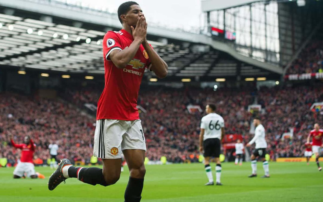 Manchester United 2-1 Liverpool: North West Derby Report Card