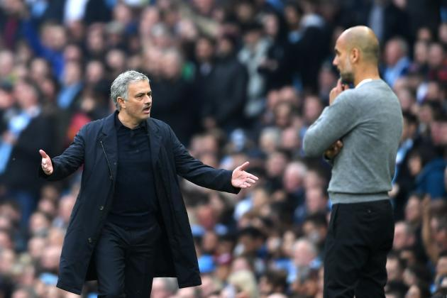 Does Mourinho deserve credit for the Manchester Derby victory?