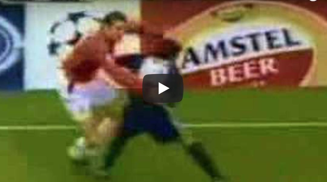(Watch) 15 years since John O'Shea nutmegged Luis Figo