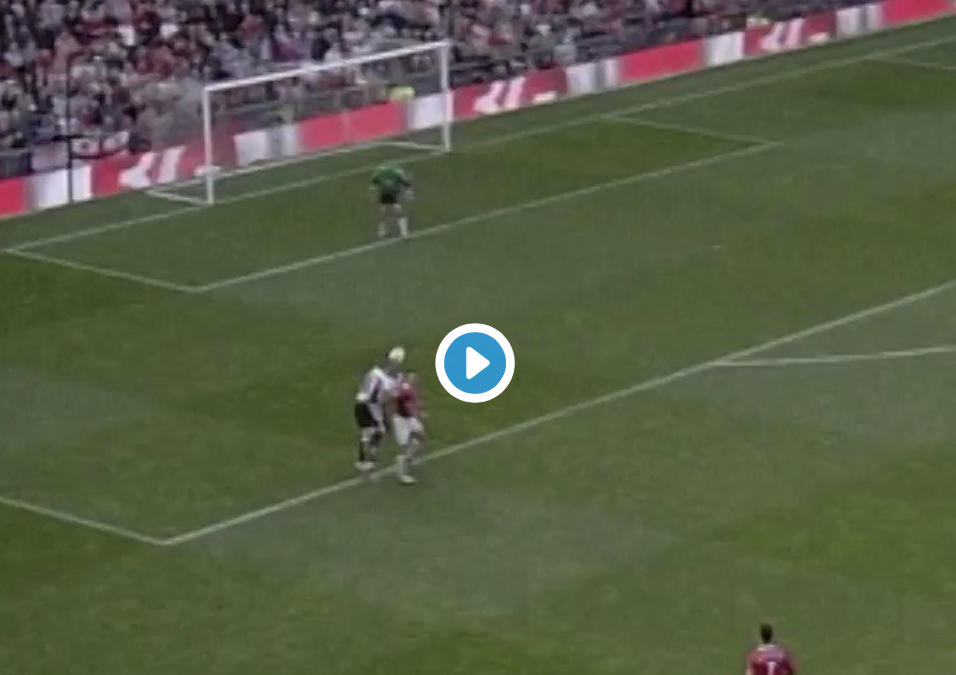 (Watch) On this day in 2005, Wayne Rooney's incredible volley vs Newcastle