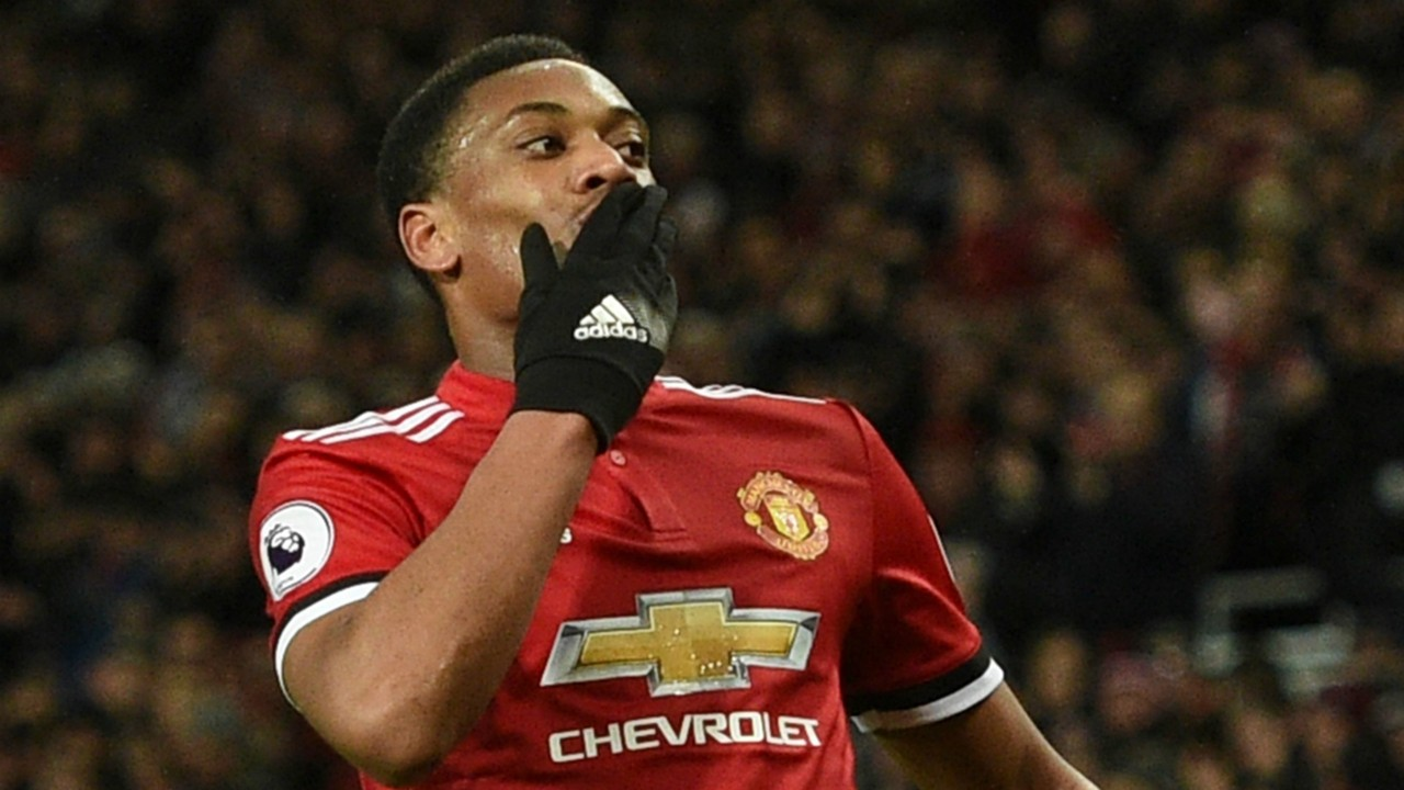 Anthony Martial can't do much more than he has to prove his worth at Manchester United.